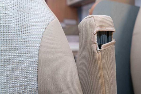 Housses pour les sièges de la cabine année 2010-2017