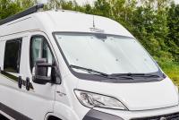 Isolation intérieure cabine de conduite pour les camping cars