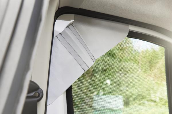 Sunscreen mat Fiat driver's cabin