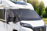 Natte de protection solaire cabine de conduite Fiat