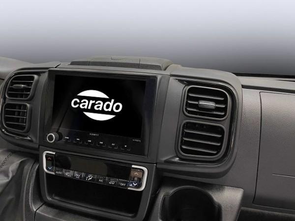 Multimediapaket für Carado Camper Vans (Einfachkamera)