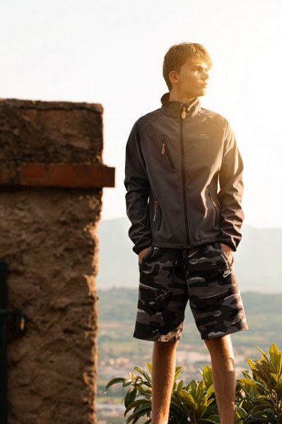 Men's multifunctional jacket
