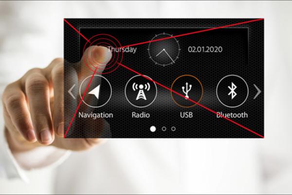 Multimedia-Paket mit Einfachkamera für Teilintegr./Integrierte und Alkoven ab 2019